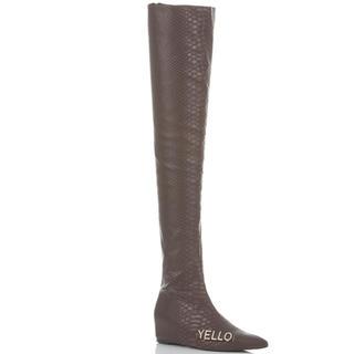 イエローブーツ(Yellow boots)のyelloロングブーツ(ブーツ)