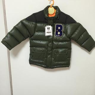 ミキハウス(mikihouse)の新品未使用♡ダブルB♡ダウン(ジャケット/上着)