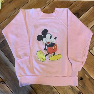 ディズニー(Disney)のVintage Mickey made in USA(ニット)