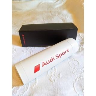 AUDI - 非売品 Audi サーモボトル タンブラー 水筒 300ml ホワイト