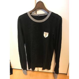 ドルチェアンドガッバーナ(DOLCE&GABBANA)のドルガバ ロンT 44サイズ(Tシャツ/カットソー(七分/長袖))