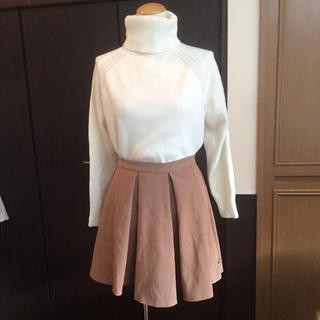 シマムラ(しまむら)のきれいめ♡ガーリースカート(ミニスカート)