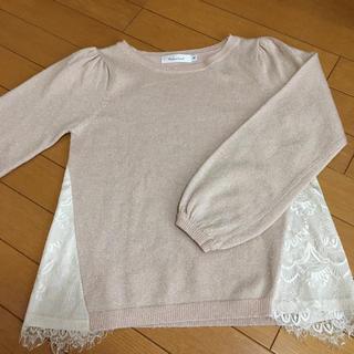 クチュールブローチ(Couture Brooch)のクチュールブローチ  春ニット(ニット/セーター)