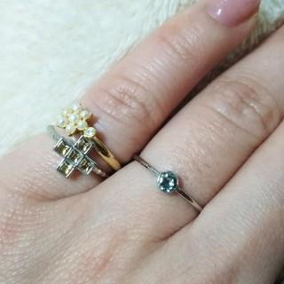 キワセイサクジョ(貴和製作所)の指輪3つ(リング(指輪))