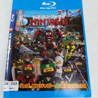 レゴ(Lego)のレゴ(R) ニンジャゴー NINJAGO ザ・ムービー  Blue-ray レ(外国映画)