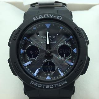 ベビージー(Baby-G)のCASIO BABY-Gレディース腕時計BGA-2500-1AJF(腕時計)