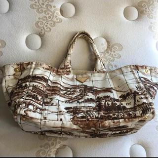 プラダ(PRADA)のマザーズバッグにおすすめカナパ(マザーズバッグ)