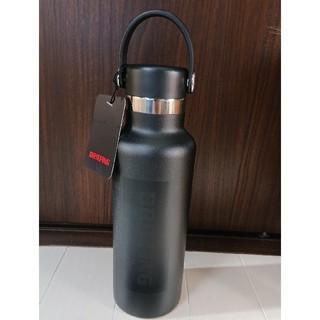 ブリーフィング(BRIEFING)のブリーフィング BRIEFING◆ステンレスボトル 水筒 黒◆グリムロックなし(水筒)