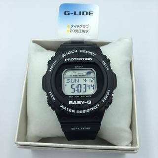 ベビージー(Baby-G)のCASIO BABY-Gレディース腕時計BLX-570-1JF(腕時計)
