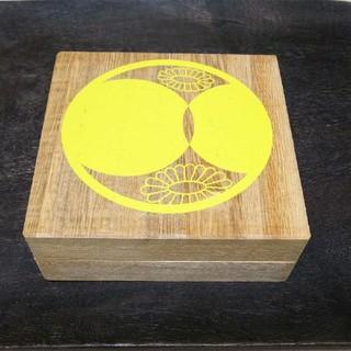 ミナペルホネン(mina perhonen)のmina perhonen ミナペルホネン 化粧箱入り コースター  木箱(テーブル用品)