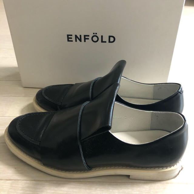 ENFOLD(エンフォルド)の靴 レディースの靴/シューズ(ローファー/革靴)の商品写真