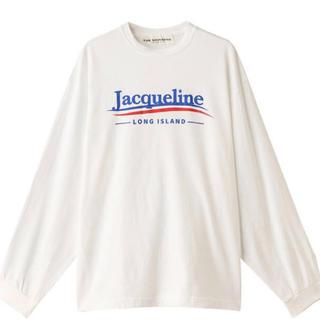 シンゾーン(Shinzone)のTHE SHINZONE ジャクリーン 長袖トップス(Tシャツ(長袖/七分))