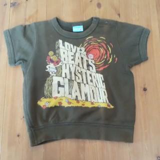 ヒステリックグラマー(HYSTERIC GLAMOUR)のヒステリックグラマー 半袖スウェット(Tシャツ/カットソー)