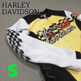 ハーレーダビッドソン(Harley Davidson)のハーレーダビッドソン    HARLEY DAVIDSON   レーシングジャケ(ライダースジャケット)