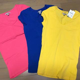 ザラ(ZARA)のZARATシャツ 3枚セット(スポーツ/フィットネス)
