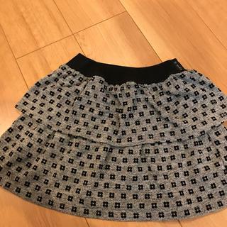 アニエスベー(agnes b.)のアニエスベー スカート 8ans(スカート)