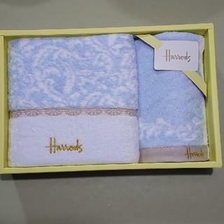 ハロッズ(Harrods)の✨お値下げ   Harrods 今治タオル フェイスタオル(タオル/バス用品)