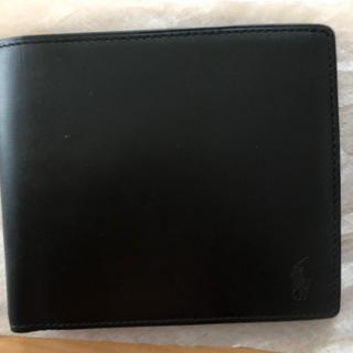 ラルフローレン(Ralph Lauren)の新品ラルフローレン 二つ折財布小銭入れ付(折り財布)