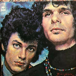 マイク・ブルームフィールド&アル・クーパーのセッションライブ二枚組LP (ブルース)