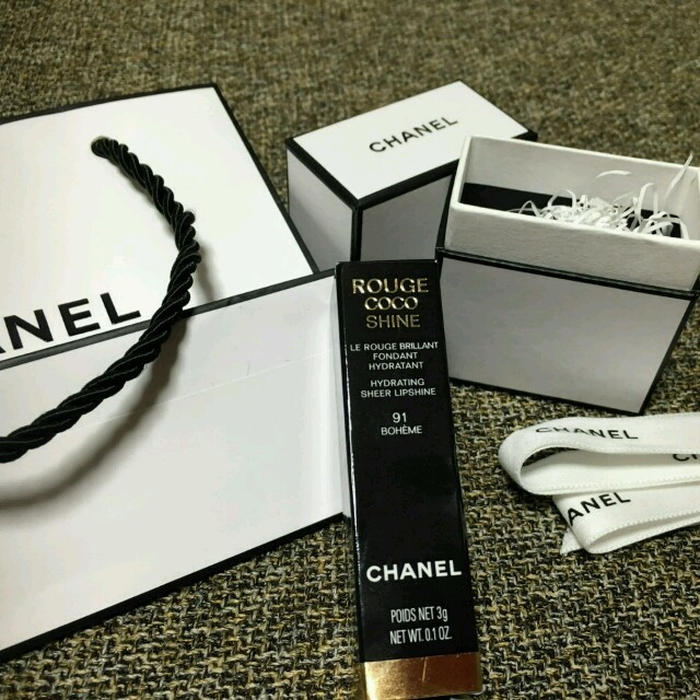 wholesale dealer d2cb9 a1eb1 CHANEL ギフトボックスセット