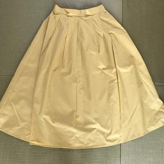 ジーユー(GU)の膝下スカート(その他)