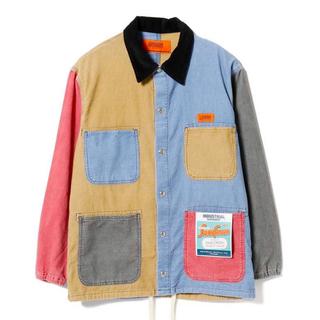 ビームス(BEAMS)のCrazy Corduroy Coverall Jacket(カバーオール)