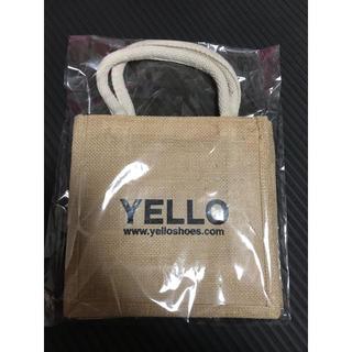 イエローブーツ(Yellow boots)のYELLO 2020 SS ノベルティ(トートバッグ)