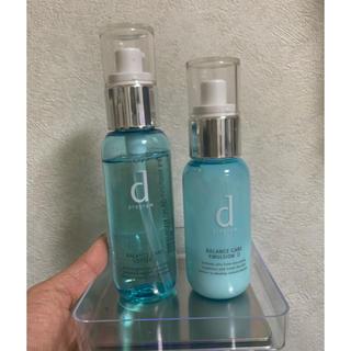 ディープログラム(d program)のあちゅ様専用 dプログラム バランスケアローション エマルジョン(化粧水/ローション)