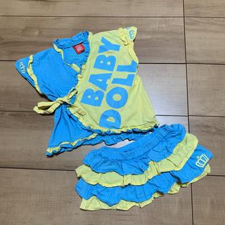 ベビードール(BABYDOLL)のベビードール 浴衣 フリル甚平 3(甚平/浴衣)