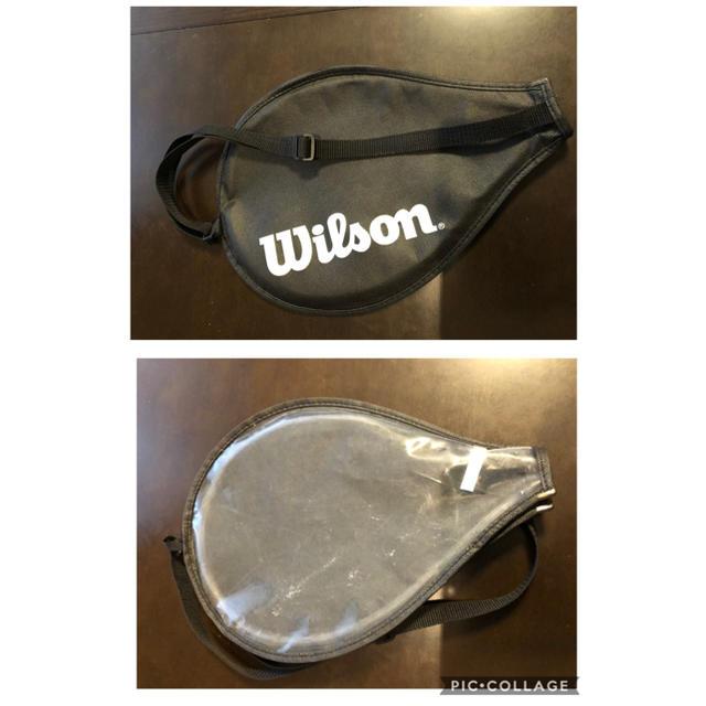wilson(ウィルソン)のテニスラケット 17インチ ウィルソン スポーツ/アウトドアのテニス(ラケット)の商品写真