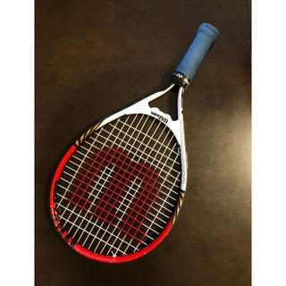 ウィルソン(wilson)のテニスラケット 17インチ ウィルソン(ラケット)