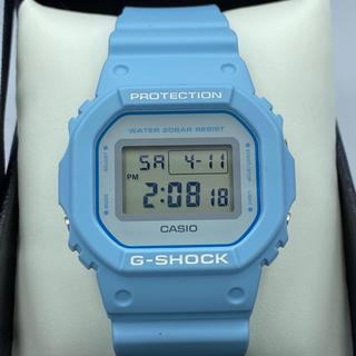ジーショック(G-SHOCK)のカシオG-SHOCKメンズ腕時計NEW4月発売新商品DW-5600SC-2JF(腕時計(デジタル))