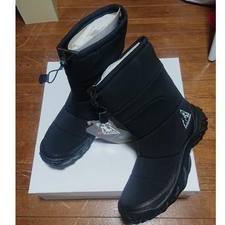 ヒステリックグラマー(HYSTERIC GLAMOUR)のヒステリックグラマー スノーブーツ 新品未使用  (ブーツ)
