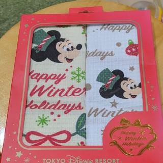 ディズニー(Disney)のDisney ガーゼふきん(キッチン小物)