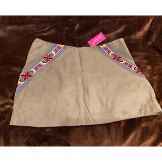 ステューシー(STUSSY)のstussy women スカート 新品未使用(ミニスカート)