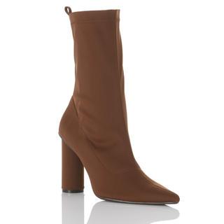 イエローブーツ(Yellow boots)のYELLO BROWN SUGER SHORT(ブーツ)