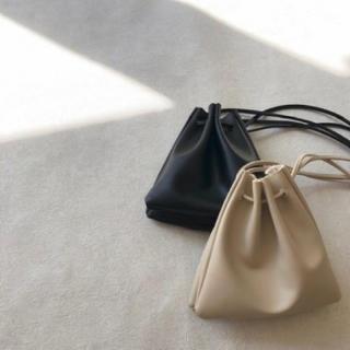 アリエス(aries)の未使用 アリエスミラージュ gather bag aries mirage(ショルダーバッグ)