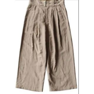 ドゥルカマラ(Dulcamara)の【20SS】superNova Cropped gurkha pantsサイズM(スラックス)