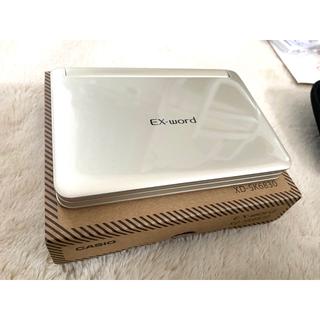 カシオ(CASIO)のCASIO EX-word 電子辞書(電子ブックリーダー)