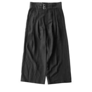 ドゥルカマラ(Dulcamara)の【20SS】superNova Cropped gurkha pantsサイズS(スラックス)