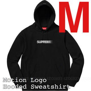 シュプリーム(Supreme)の【M】Supreme Motion Logo Hooded Sweatshirt(パーカー)