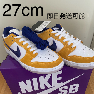 "ナイキ(NIKE)のNIKE SB DUNK LOW ""LASER ORANGE""(スニーカー)"