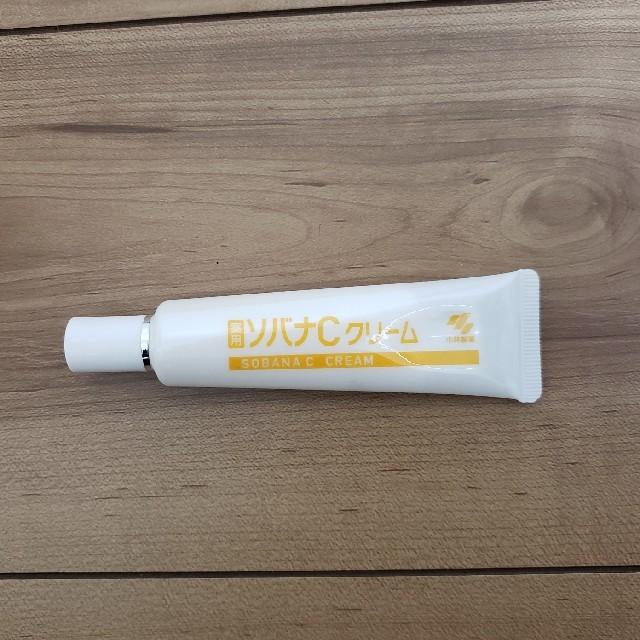 小林製薬(コバヤシセイヤク)のソバナC クリーム コスメ/美容のスキンケア/基礎化粧品(フェイスクリーム)の商品写真