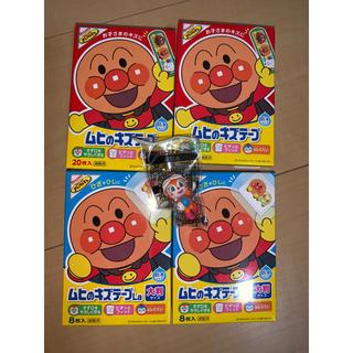 アンパンマン(アンパンマン)のアンパンマン ムヒのキズテープ ドキンちゃんマスコット(日用品/生活雑貨)