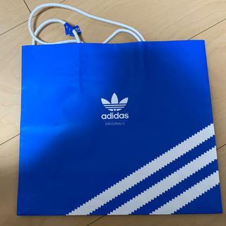 アディダス(adidas)のadidas 紙袋(ショップ袋)