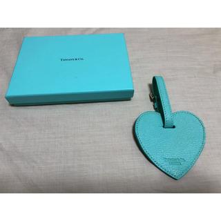 ティファニー(Tiffany & Co.)の新品未使用 TIFFANY&Co.ネームタグ(旅行用品)