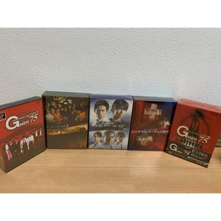 DVD BOX 9種類 売約済(TVドラマ)