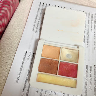Cosme Kitchen - rms beauty カラーパレット