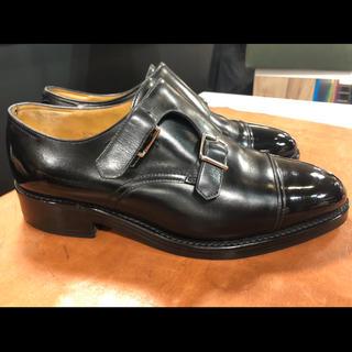 ジョンロブ(JOHN LOBB)の【今週末限りの値引き】美品 ジョンロブ ウィリアム サイズ5 黒(ドレス/ビジネス)