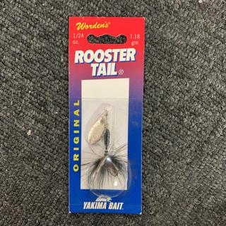 トラウト スピナー ルースターテール ROOSTER TAIL BL(ルアー用品)